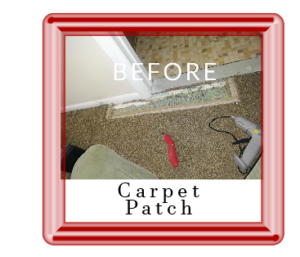 carpet patch example